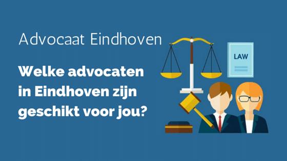 Advocaten Eindhoven